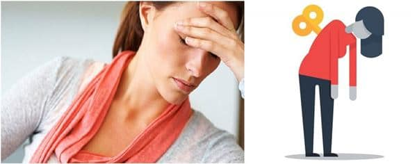 prolecni umor simptomi